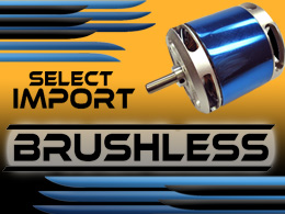 Select Models Brushless
